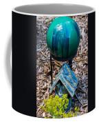 Green Globe Coffee Mug