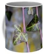 Green Hearts Beat Coffee Mug