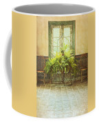 Green House Coffee Mug by Margie Hurwich