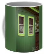 Green House Coffee Mug