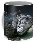 Green Iguana 1 Coffee Mug