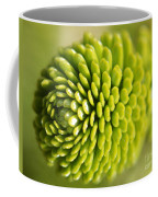 Green Inifinity Coffee Mug