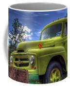 Green International Coffee Mug
