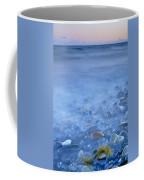 Green Kelp On The Rock Coffee Mug
