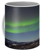 Green Lady Dancing 11 Coffee Mug