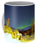 Green Lady Dancing 34 Coffee Mug