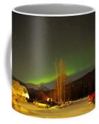 Green Lady Dancing 36 Coffee Mug