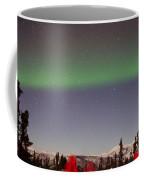 Green Lady Dancing 43 Coffee Mug