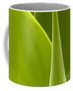 Green Leaves Series  1 Coffee Mug