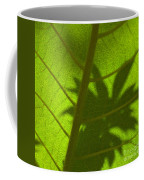 Green Leaves Series 3 Coffee Mug
