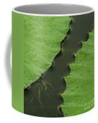 Green Leaves Series  4 Coffee Mug