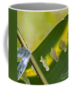 Green Leaves Series  5 Coffee Mug