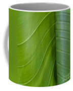 Green Leaves Series  6 Coffee Mug