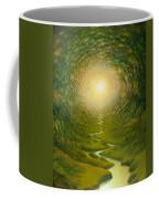 Green Light Coffee Mug