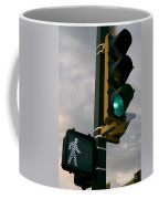 Green Light Walk Coffee Mug