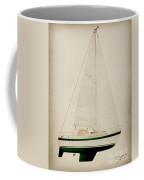 Green Lm Coffee Mug