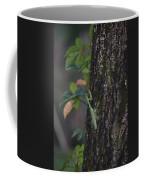 Green Mantis Coffee Mug