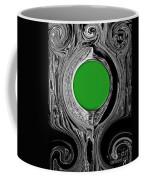 Green Mirror Coffee Mug