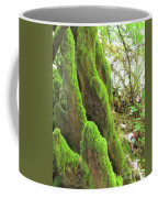 Green Moss Coffee Mug