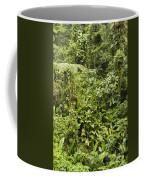 Green On Green Coffee Mug