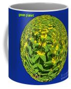 Green Planet Coffee Mug