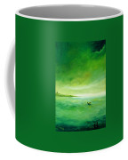 Green Reflection Coffee Mug