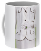 Green Ring Coffee Mug