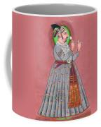 Green Rings Coffee Mug