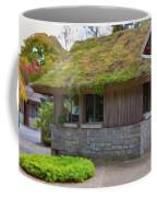Green Roof Coffee Mug