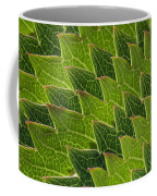 Green Scales Of A Dragon Coffee Mug