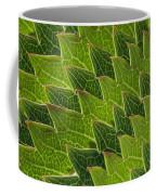 Green Scales Of A Dragon Coffee Mug