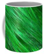 Green Streaming Coffee Mug
