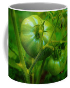 Green Tomatos Coffee Mug