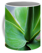 Green Twist Coffee Mug