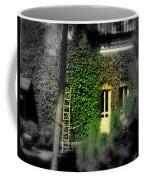 Green Window Coffee Mug