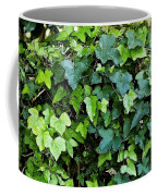 Green With Ivy Coffee Mug