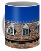 Green-wood Roof Coffee Mug