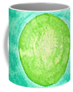 Green World Original Painting Coffee Mug