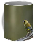 Greenfinch Coffee Mug