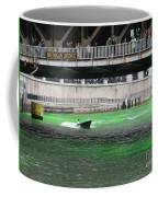 Greening The Chicago River Coffee Mug