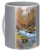 Greer Spring In Fall Coffee Mug