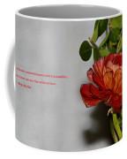 Greeting Of Love Coffee Mug