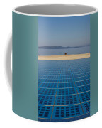 Greetings To The Sun Zadar Installation Coffee Mug