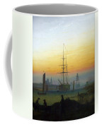 Greifswald Harbour Coffee Mug