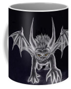 Grevil Silvered Coffee Mug