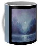 Grey Fire V Coffee Mug
