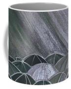 Grey Rain 2 By Jrr Coffee Mug