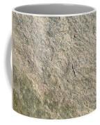 Grey Rock Texture Coffee Mug