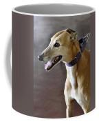 Greyhound Dog Coffee Mug