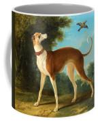 Greyhound In A Landscape Coffee Mug